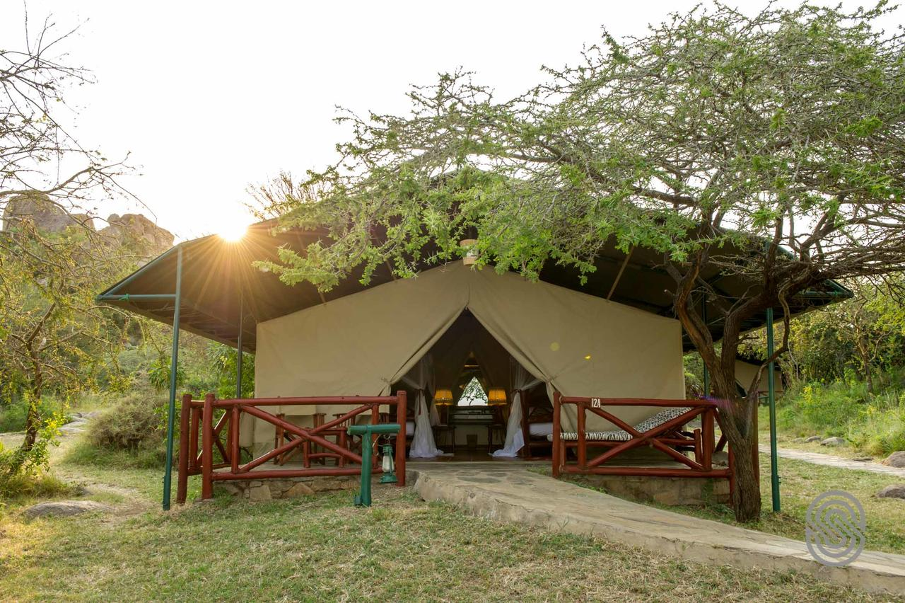 Mbuzi Mawe Luxury Tented Camp