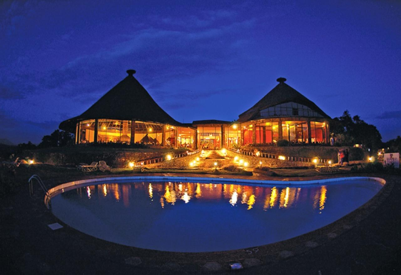 Ngorongoro Sopa Lodge