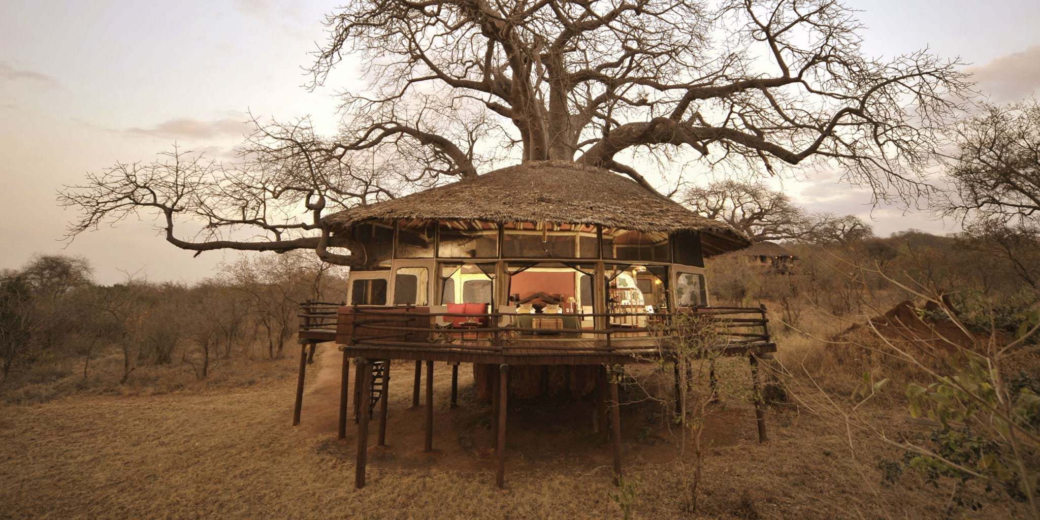 Tarangire Tree Top Lodge